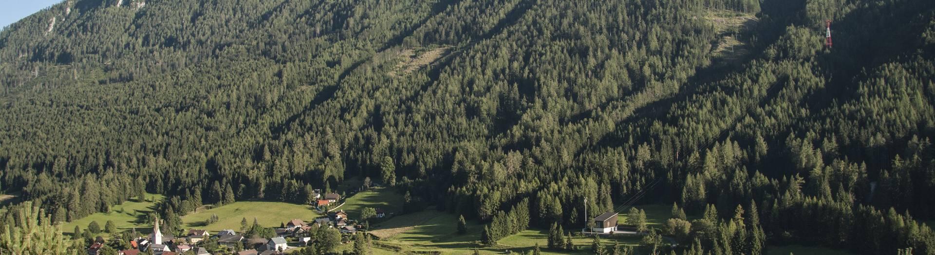Bad Bleiberg im Naturpark Dobratsch