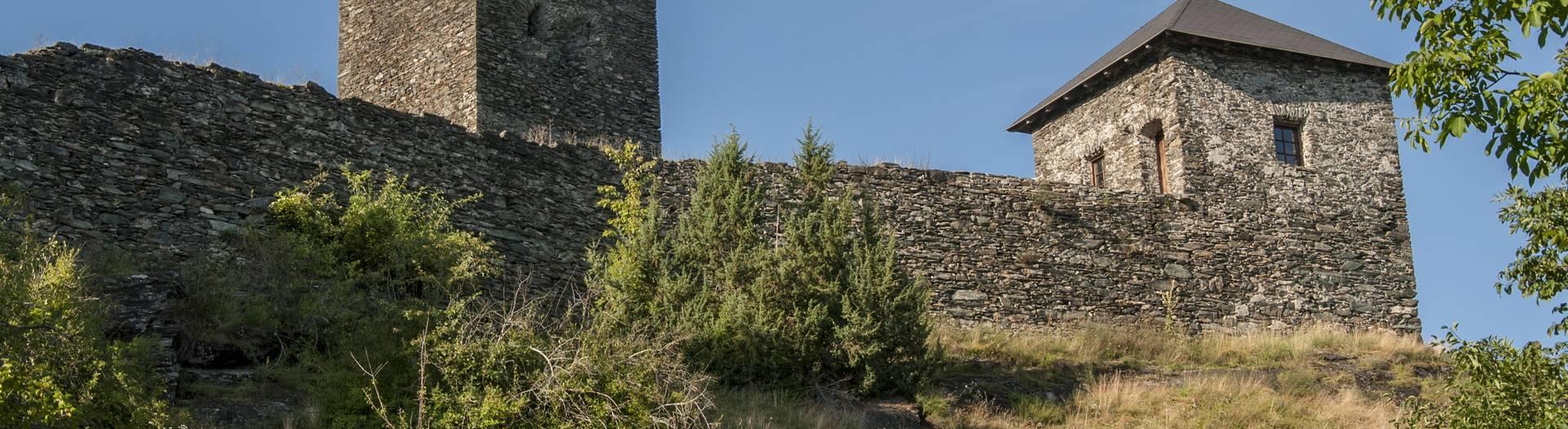 Ruine in Liebenfels