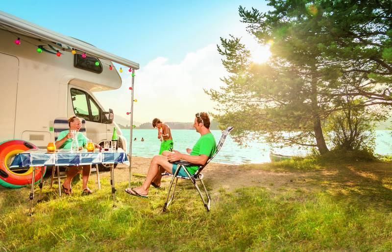 Campinggenuss am Faaker See