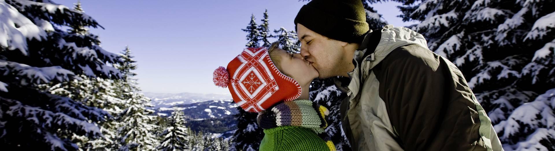 Verliebt im Winter