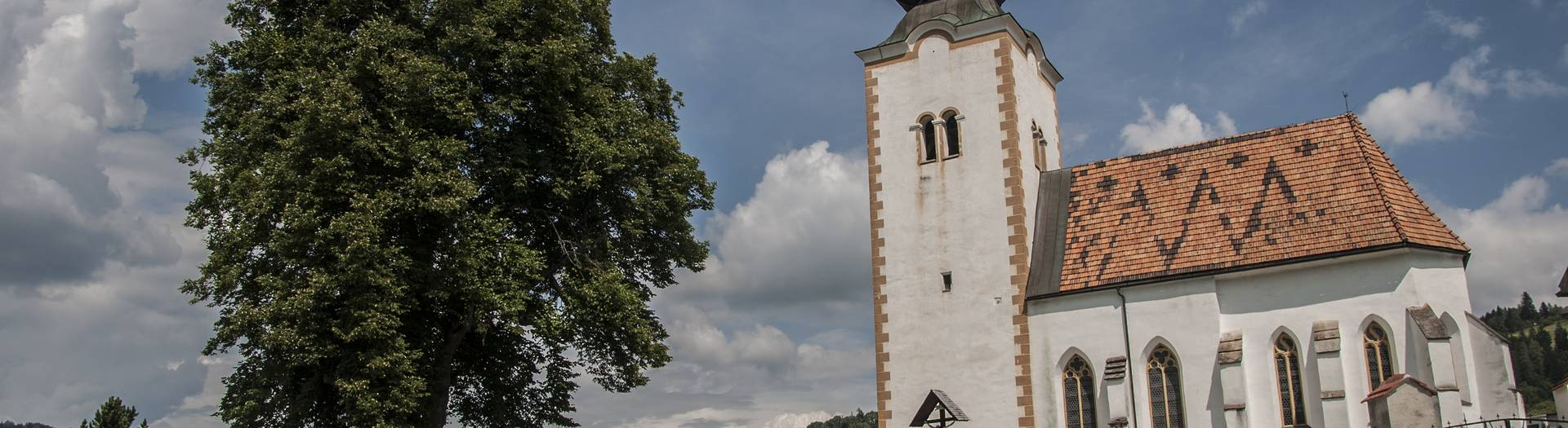 Kirche in Reichenfels