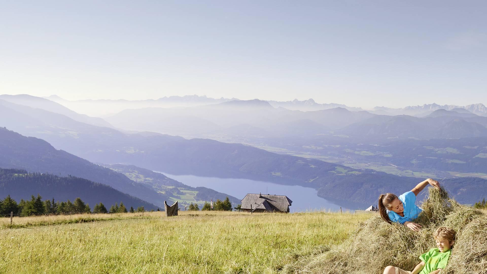 Geschmack der Kindheit - Wandern Millstätter Alpe