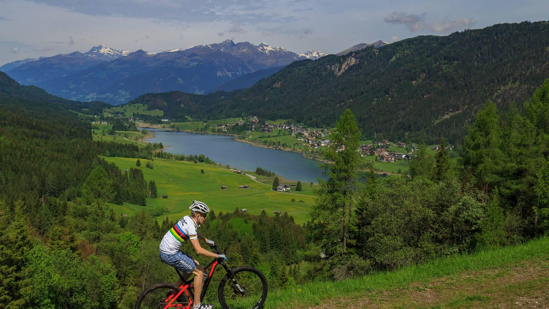 Weissensee Mountainbike Trail