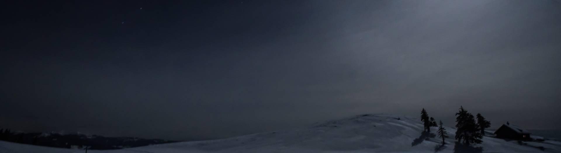 Mondlichtzauber im Naturpark Dobratsch