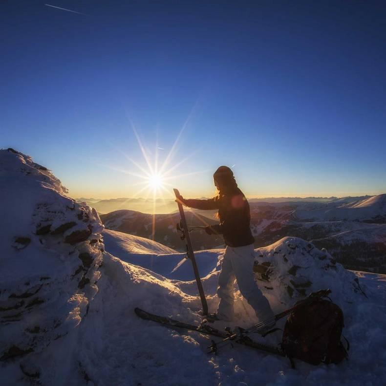 Skitour Falkert