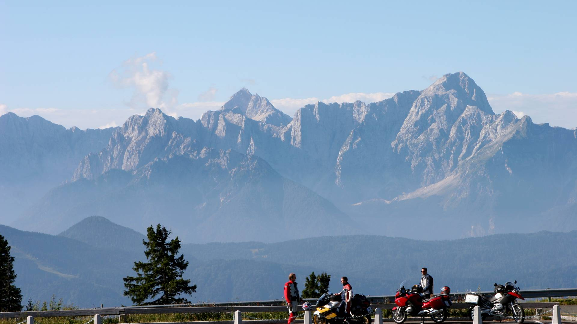Motorradland Kärnten, Dobratsch