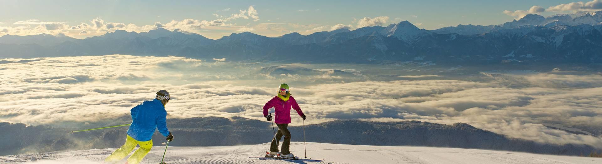 Skialpin Gerlitzen Alpe