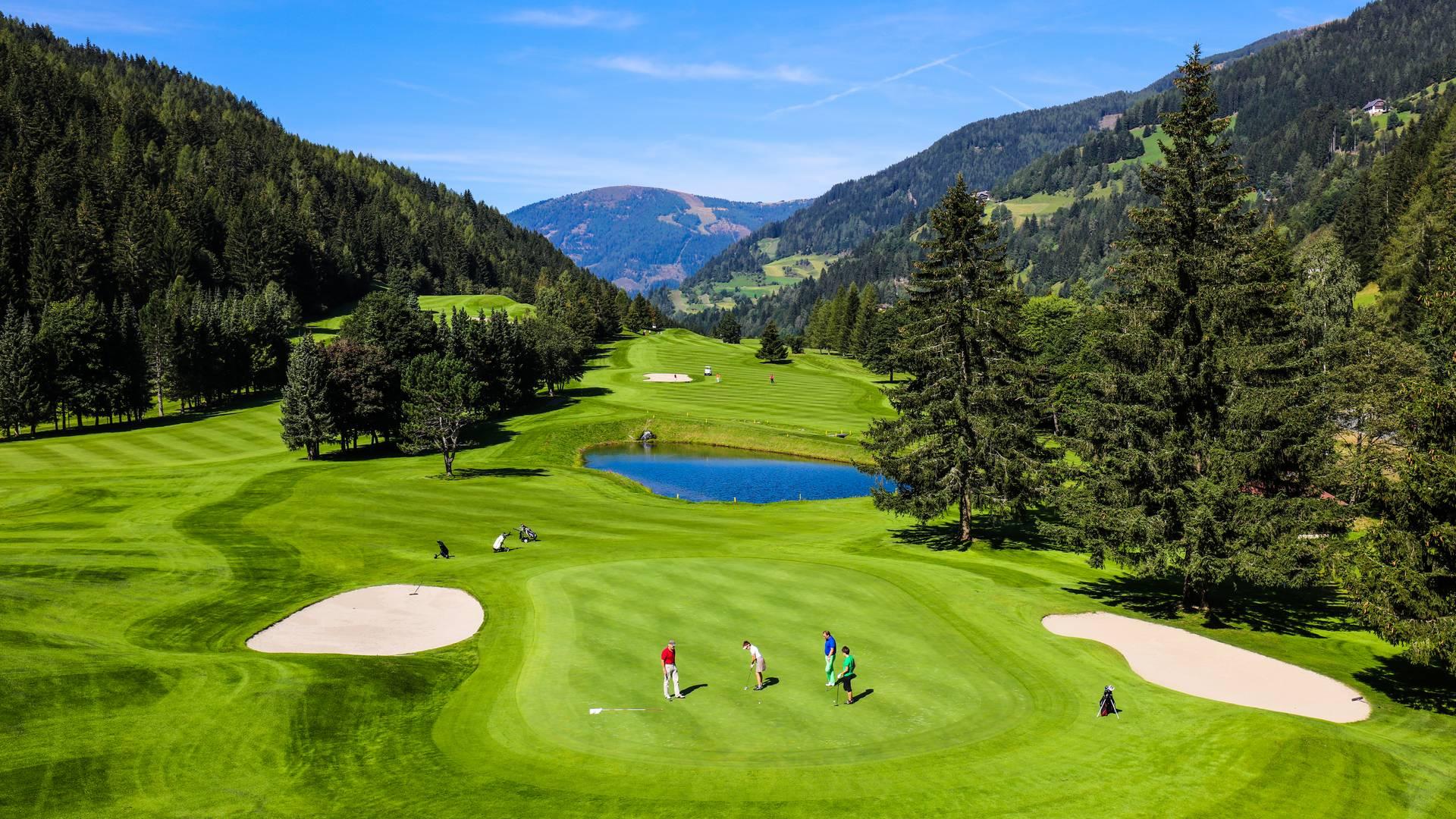 Golf in Kärnten, Golfclub Bad Kleinkirchheim