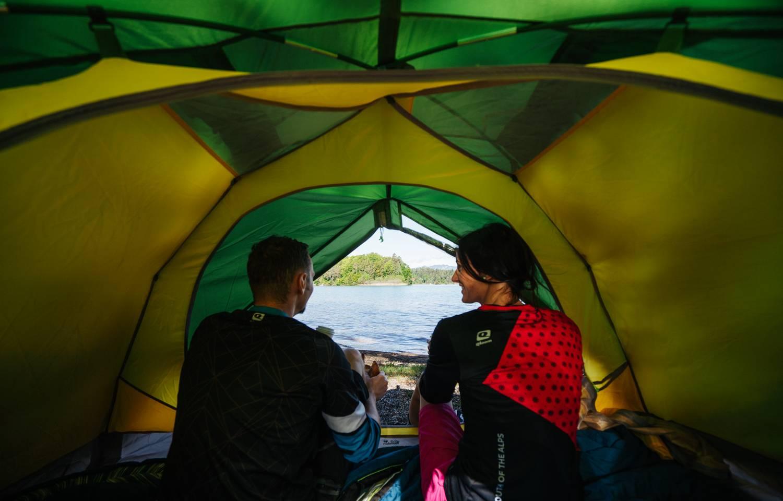 Strandcamping Anderwald Basecamp