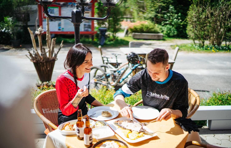 Kulinarikgenuss Strandcamping Anderwald