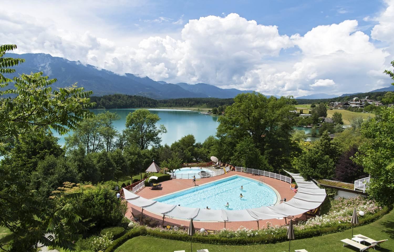 Hotel Karnerhof Pool