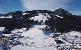 Koetschach-Mauthen Skigebiet Vorhegg