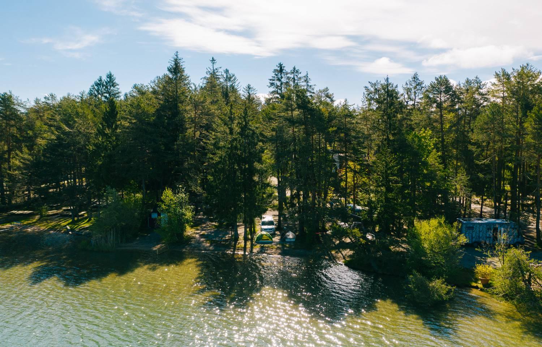 Strandcamping Anderwald am Faaker See