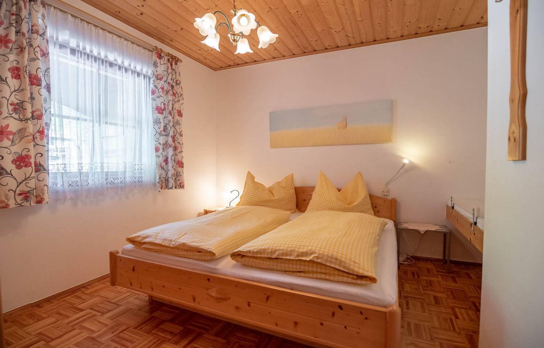 Urlaubsbauernhof Wabnig Schlafzimmer