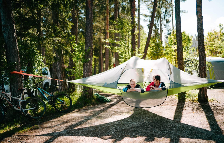 Baumzelt Strandcamping Anderwald