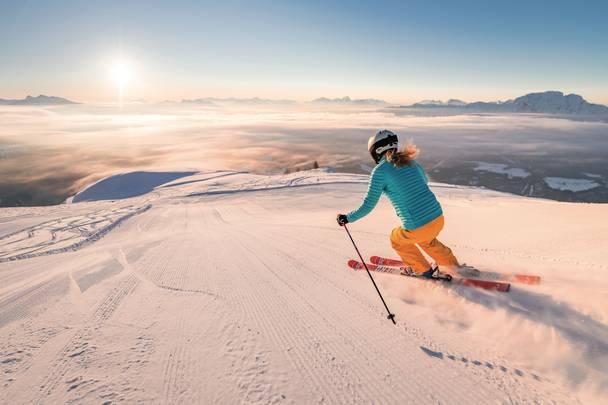 Emberger Alm Ski Alpin