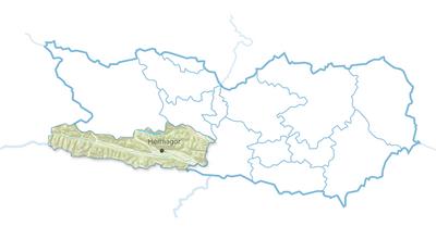 Nassfeld-Pressegger See, Lesachtal und Weissensee
