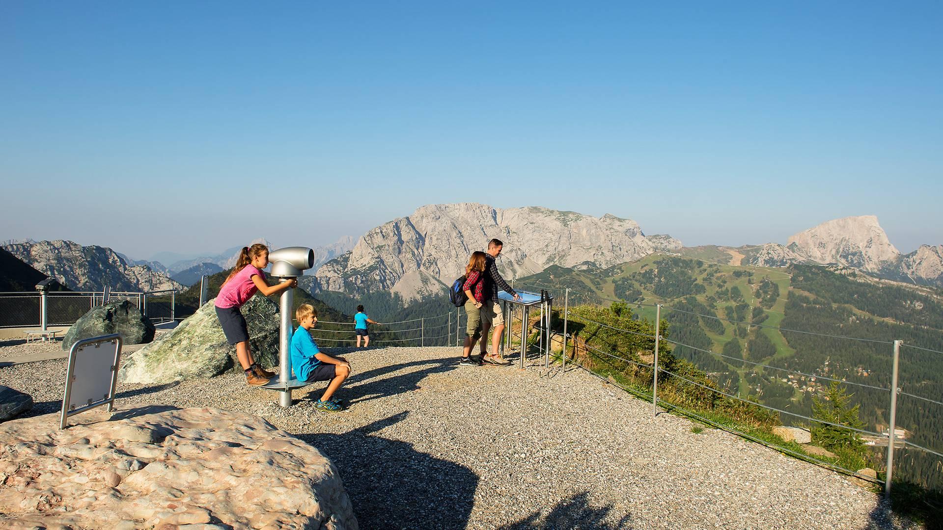 Abenteuerlust in der Region Nassfeld