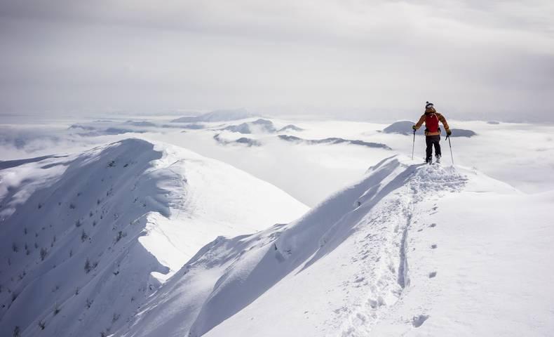 Goldeck Skitourengenuss_Goldeck Bergbahnen